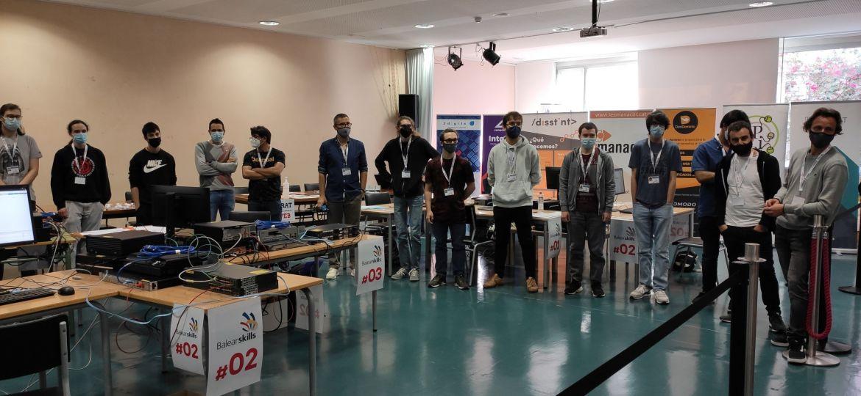 Participantes Balear Skills 2021