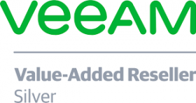 Somos Partners Certificados de Veeam Backup&Restore