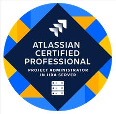 Atlassian Certified Professional Jira Project Administrator Logo