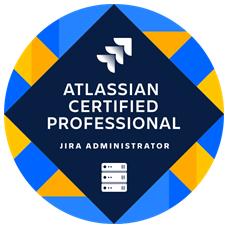 Atlassian Certified Professional Jira Administrator Logo